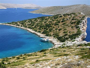 Nationaal park De Kornati eilanden