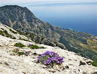 Naturpark Das Gebirge Biokovo