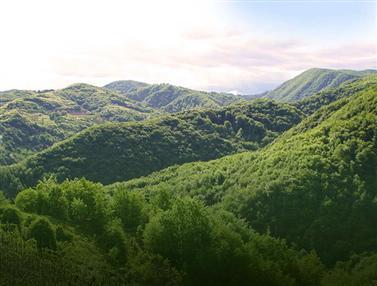 Parco della natura Zumberak - la collina di Samobor