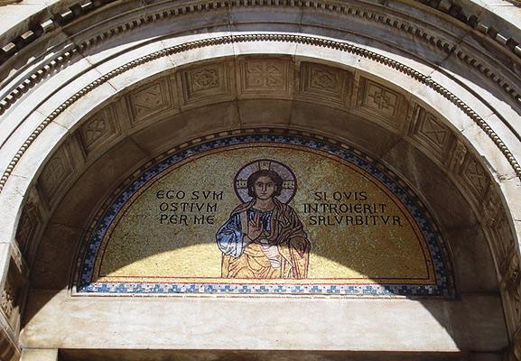 Euprasius basilikan - Porec - UNESCO världsarv Kroatien