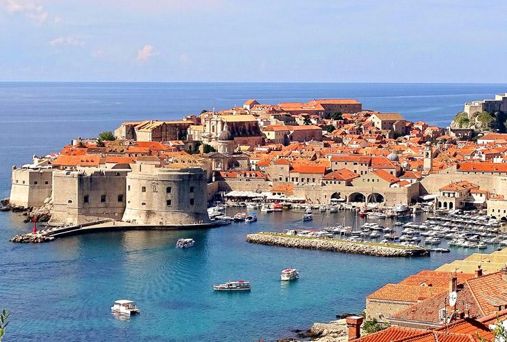 Horvátországi UNESCO emlékek