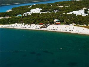Resort Solaris Kroatië, Lucht afstand tot de zee 50 m