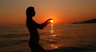 Családok számára strandok Horvátországban
