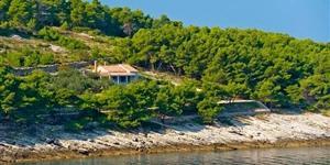 Dům - Postira - ostrov Brac