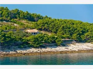 Hiša na samem Srednjedalmatinski otoki,Rezerviraj Nevena Od 261 €