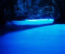 Голубой пещера