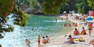 Croatia beach guide