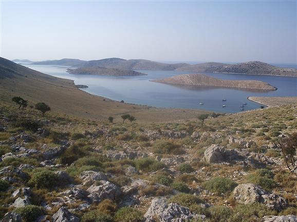 Uvala Lopatica - Insel Kornat