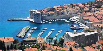 Stranden in Kroatië
