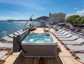 Cruises delux in Kroatië