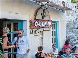 Restaurant Chihuahua Cantina Mexicana Kolocep - île de Kolocep Restaurant
