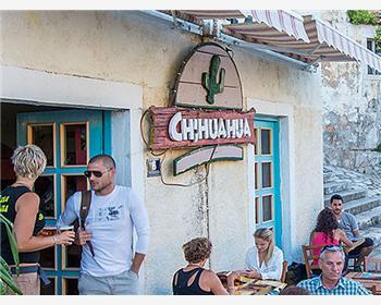 Restaurace Chihuahua Cantina Mexicana