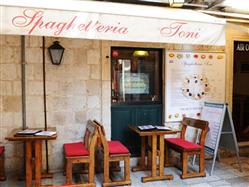 Spaghetteria Toni Rozat (Dubrovnik) Restaurant
