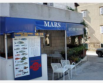 Restavracija Mars