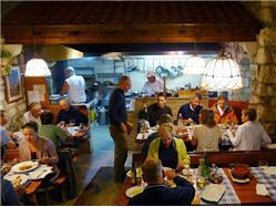 Tavern Adio Mare Vrbovica - island Korcula Restaurant