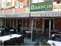 Restauracja Brancin Da Nino Rovinj Restauracja