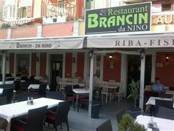 Restaurace Brancin Da Nino Funtana (Porec) Restaurace