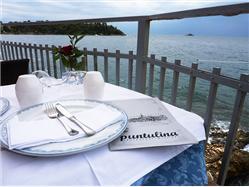 Restaurant Puntulina Rovinj Restaurant