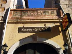 Taverna Gušt  Reštaurácia