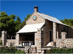 Konoba Bretanide Gornji Humac - otok Brač Restoran
