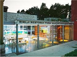 Restaurant Foša Mali Iz - island Iz Restaurant