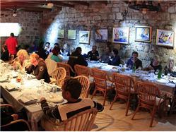 Ресторан Pojoda Komiza - ostrov Vis Ресторан