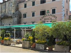 Restauracja kapetanova Kuća Slano (Dubrovnik) Restauracja