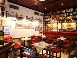 Taverna Hvaranin Kastel Gomilica Reštaurácia