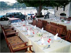 Taverna Galija Soline (Dubrovnik) Reštaurácia