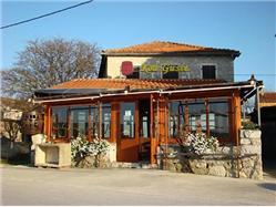 Tavern Kod Guste Nevidane - eiland Pasman Restaurant