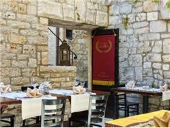 Restauracja Lucullus Zarace - wyspa Hvar Restauracja