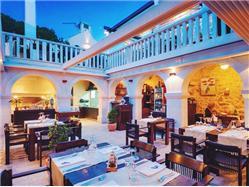 Restauracja Passarola Milna - wyspa Hvar Restauracja