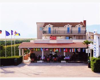 Restaurace Villa Neretva