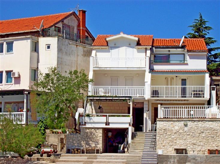 Apartmány Mara