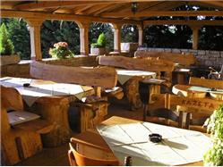 Taverna Kažeta Kastelir Restaurace