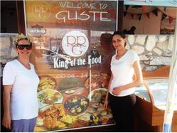 Restaurace Guste Barotul - ostrov Pasman Restaurace