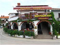 Restoran Oleander Soline - otok Krk Restoran
