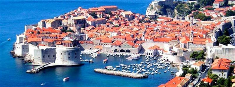 Városlátogatások Dubrovnik Horvátország