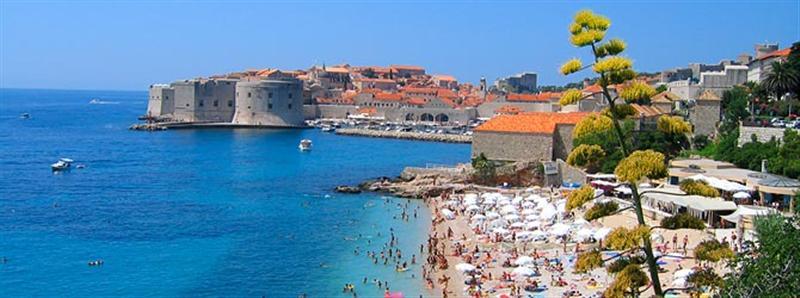 Dubrovnik Helgresa Kroatien