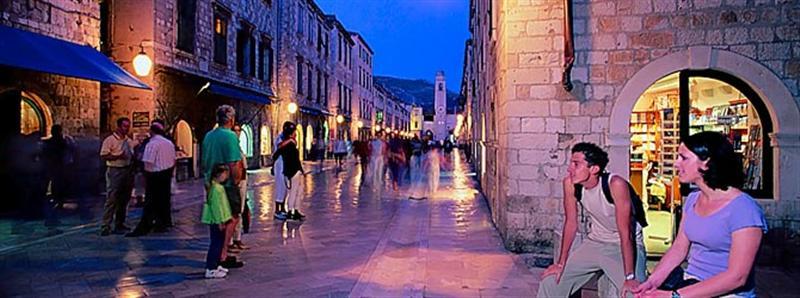 Week-end Dubrovnik Croatie