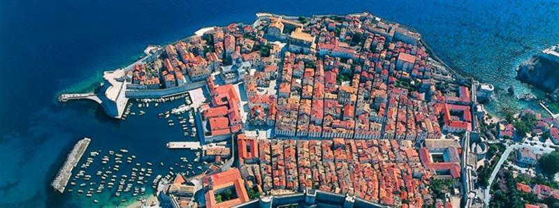 Horvátország Városlátogatások Dubrovnik