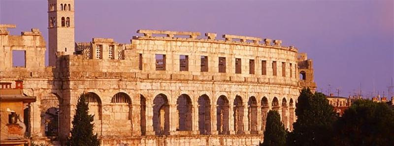 Vikend potovanja Pula Hrvaška