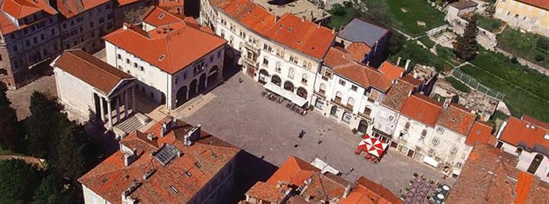 Pula Helgresa Kroatien