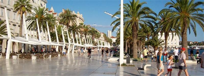 Kroatië Weekend stedentrip Split