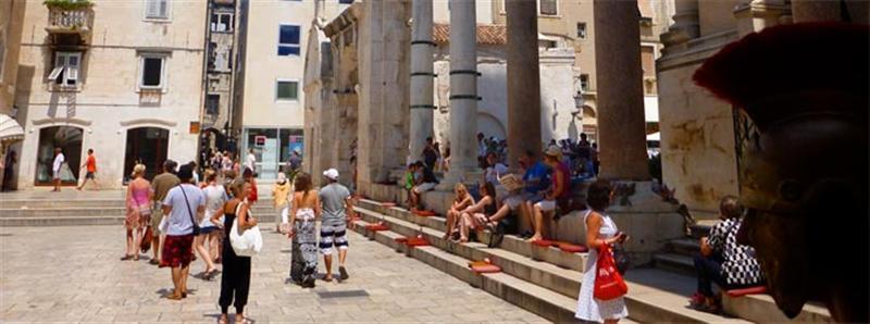 Split Városlátogatások Horvátország