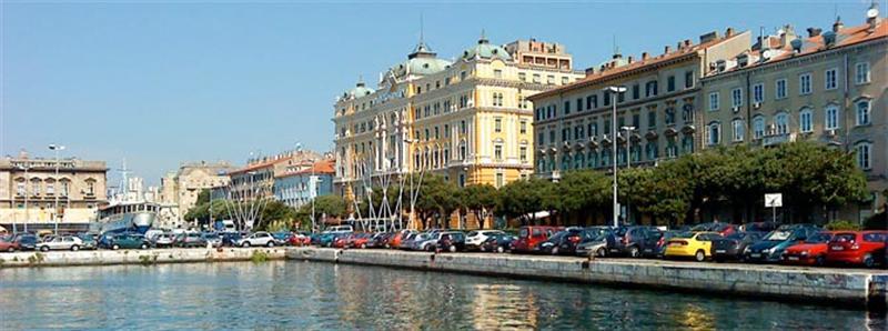 Chorvatsko Víkendové pobyty Rijeka Opatija