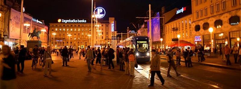 Vikend potovanja Zagreb Hrvaška
