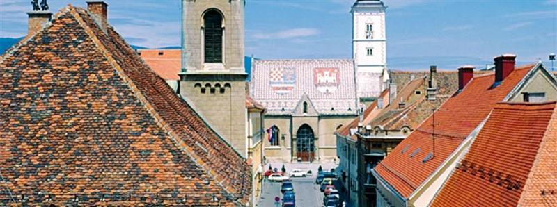 Víkendové pobyty Chorvatsko Zagreb