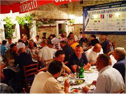 Taverna Leut Tisno - isola di Murter Ristorante
