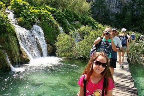 Jadranská riviéra je velmi bohatá národními parky, kvůli tomu připadá na vrh žebříčku světových krás.